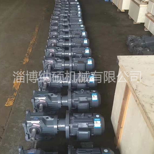 上海S系列减速机